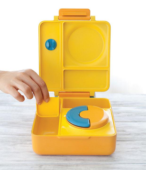 OmieBox กล่องข้าวสำหรับเด็ก ปรับเปลี่ยนตัวคั่นได้