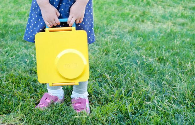 OmieBox กล่องข้าวสำหรับเด็ก เล็กกะทัดรัด