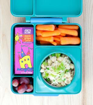 OmieBox กล่องข้าวสำหรับเด็ก แบ่งช่องได้