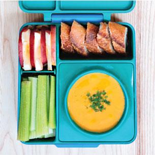 OmieBox กล่องข้าวสำหรับเด็ก ใส่ซุป