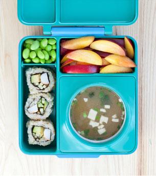 OmieBox กล่องข้าวสำหรับเด็ก ใส่น้ำซุป