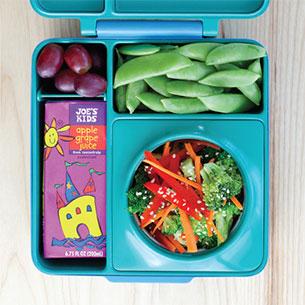 OmieBox กล่องข้าวสำหรับเด็ก ใส่สลัด