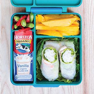 OmieBox กล่องข้าวสำหรับเด็ก ใส่อาหาร