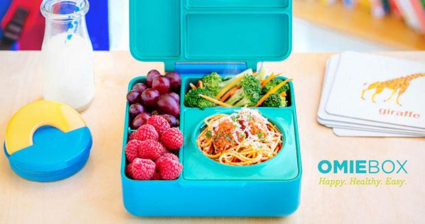 OmieBox กล่องใส่อาหารกลางวัน