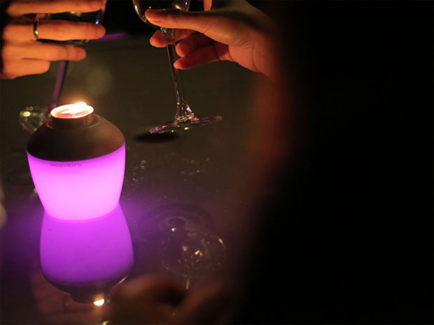 PlayBulb โคมไฟ LED ที่วางเทียน