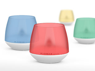 PlayBulb โคมไฟ LED หลายล้านสี