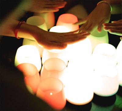 PlayBulb โคมไฟ
