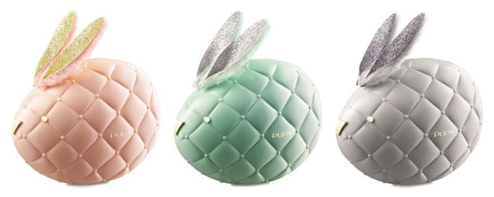 เครื่องสำอางแพคเกจจิ้งน่ารักๆ Pupa Milano Pretty Bunny