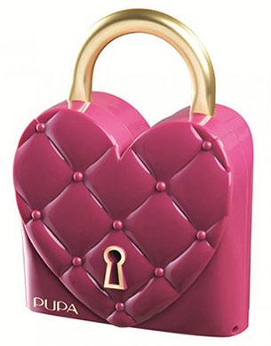 Pupa Milano Pretty Lock สีชมพูเข้ม