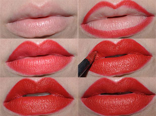 Red Lips Tutorial