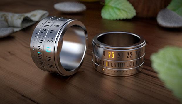 Ring Clock แหวนนาฬิกา