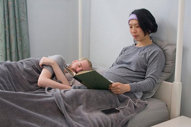 SleepPhones ผ้าคาดศีรษะหูฟัง สำหรับหญิงตั้งครรภ์
