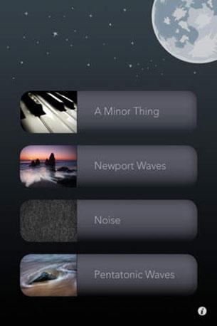 SleepPhones ผ้าคาดศีรษะหูฟัง iTune