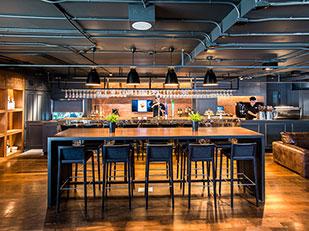 The Mezzanine - ร้านอาหาร
