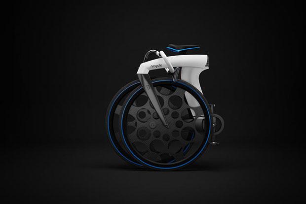 nCycle จักรยานพับ