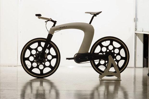 nCycle จักรยานไฟฟ้า