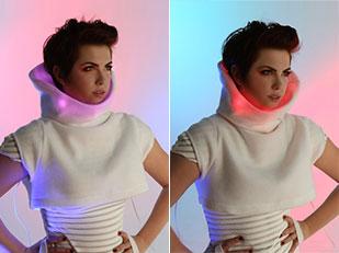 คอปกเสื้อแสดงอารมณ์ GER Mood Sweater