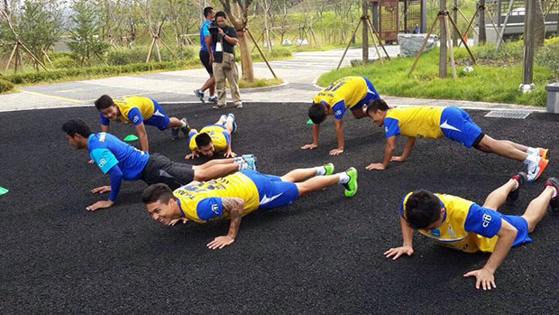 ทีมชาติไทย ชัปปุยส์
