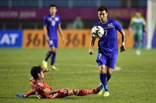 ทีมชาติไทย ชาริล