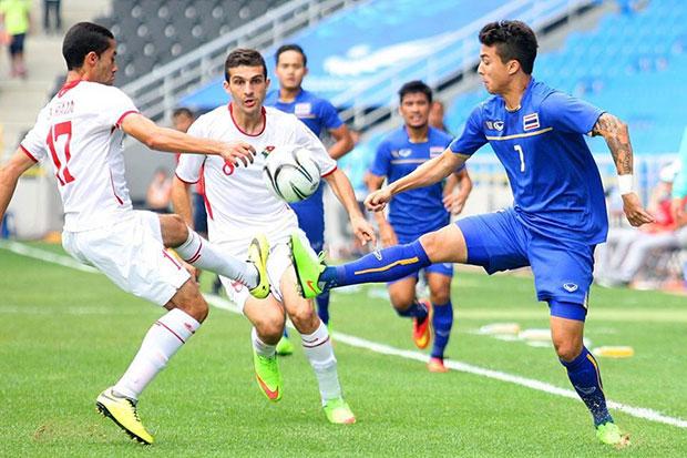 ทีมชาติไทย Chappuis