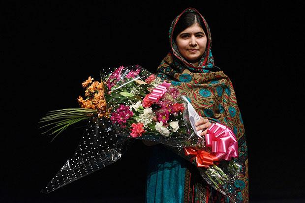 มะลาละห์ ยูซัฟซัย รางวัลโนเบล สาขาสันติภาพ 2014