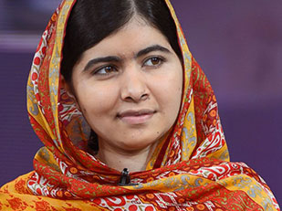 มะลาละห์ ยูซัฟซัย Malala Yousafzai