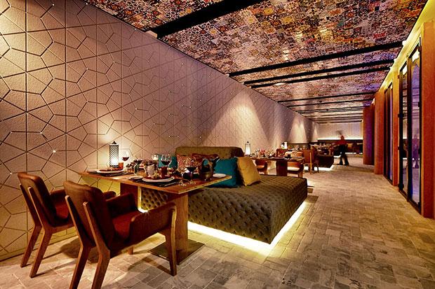 ร้านอาหาร Al Hamra