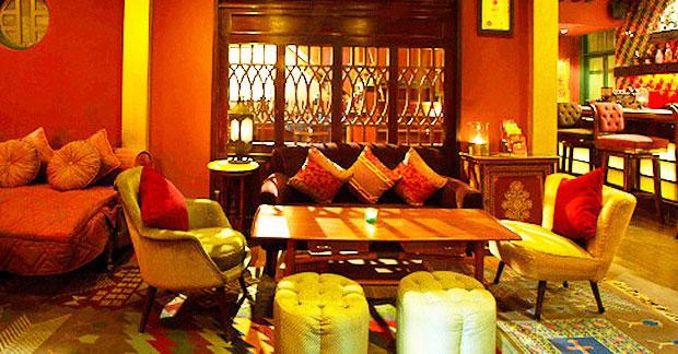 ร้านอาหาร The MYTH of Mahanaga