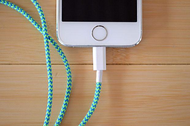 สายชาร์จ Reversible USB ไอโฟน แอนดรอยด์ วินโดว์ แบล็คเบอร์รี่
