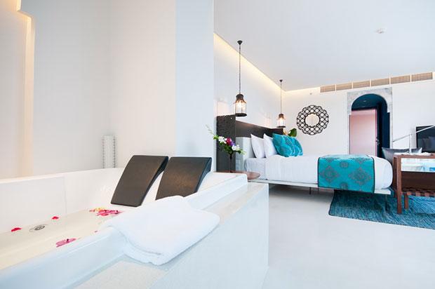ห้องพัก Oceanfront Suite