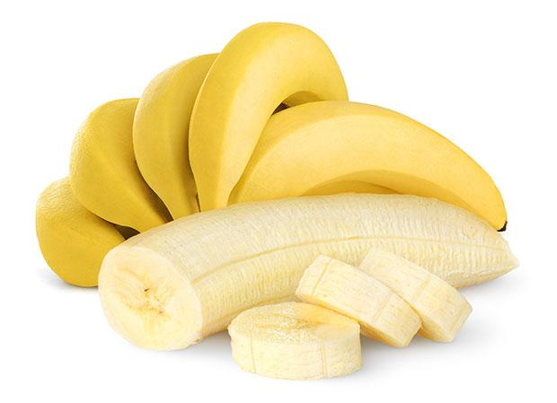อาหารไบโอตินสูง กล้วย