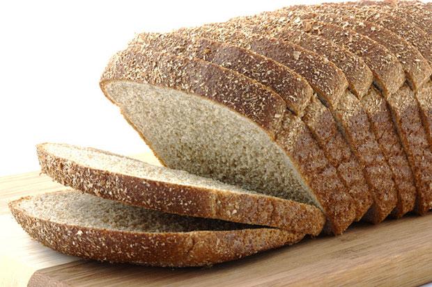 อาหารไบโอตินสูง ขนมปังโฮลวีต