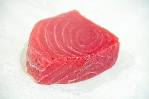 อาหารไบโอตินสูง ปลาทูน่า