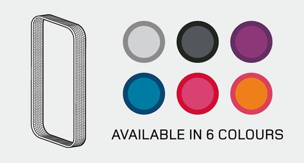 เคสไอโฟนกันกระแทก 6 สี