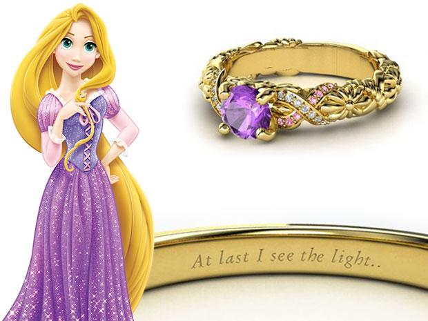 แหวนหมั้น Rapunzel