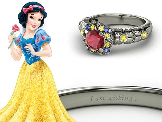 แหวนหมั้น Snow White