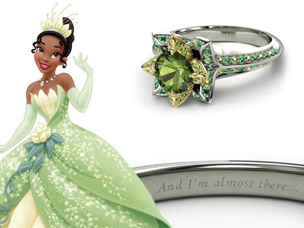 แหวนเจ้าหญิงดิสนีย์ Tiana
