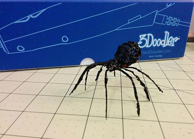 3Doodler ปากกาวาดรูป 3 มิติ แมงมุม