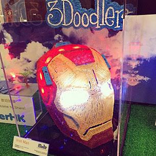 3Doodler ปากกาวาดรูป 3 มิติ ไอออนแมน
