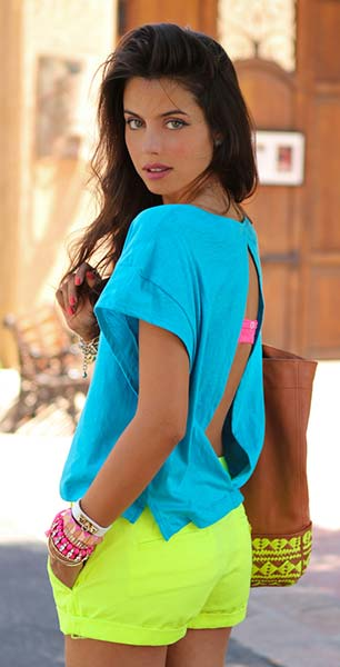 Color Block กระเป๋า Rebecca Minkoff กางเกง J Crew กำไล ASOS