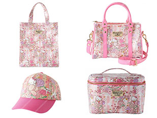 Hello Kitty Kloset Autumn Winter 2014 Forever Mine