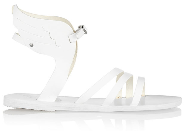 Ikaria Leather Wing Sandals