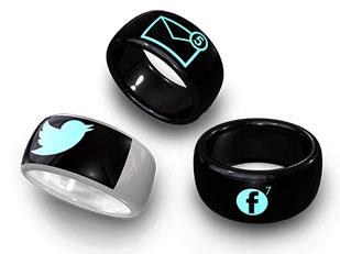 MOTA SmartRing แหวนแจ้งเตือนแทนโทรศัพท์มือถือ