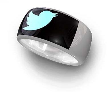 MOTA SmartRing แหวนแจ้งเตือน Twitter