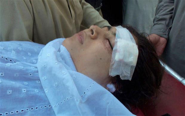 Malala ถูกลอบยิง