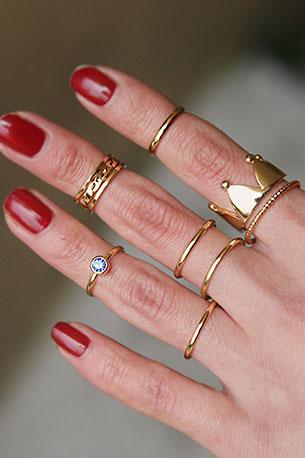 แหวนมงกุฏ