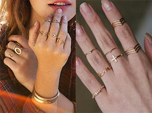 Midi Ring แหวนข้อนิ้ว
