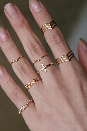Kellinsilver Ring