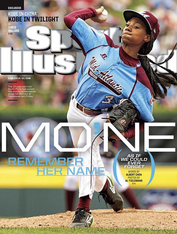 Mo'ne Davis นักเบสบอล