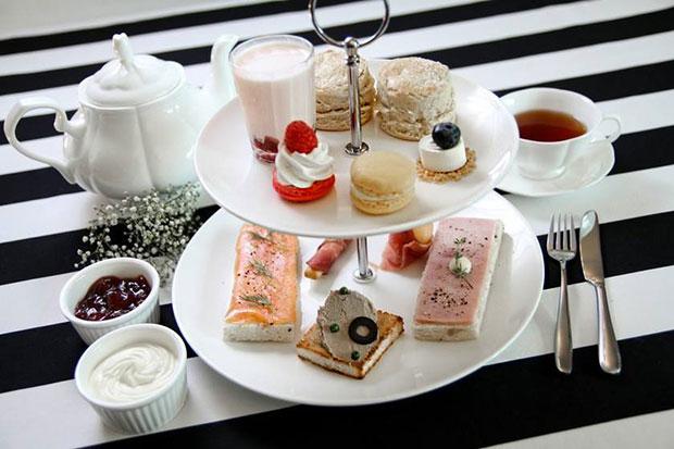 The Prince of Royal Sugar Afternoon Tea